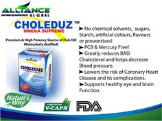 Choleduz is a premium and high potency source of fatty acids. Good for the heart, eyes and brain function. Marketing Companies, Global Business, Fish Oil, Health Products, Omega 3, Heart Eyes, Wealth, Health And Wellness, Brain