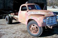 Still Running: 1949 Studebaker 2R17 - http://barnfinds.com/heavy-duty-hauler-1949-studebaker-2r17/