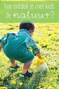 Hoe ontdek je met kinderen de natuur? Door een natuurvriendelijke achtertuin, de buurt samen te verkennen of door schat te zoeken.
