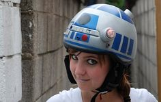 That's right, anything with a domed top is a potential R2 hack.