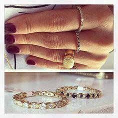 New rings! Diamonds are a girl best friends ❤️ טבעות זהב חדשות בחנות קפלן 30 שרונה תל אביב (מעל פיצה עגבניה)  #musthave #Meyravasor #meyrvshavitjewelrydesin #new #newcollection #black #Beuty #Bride #blackdiamonds #chic #love #jewelry #gold #diamonds #Shopping #saronatlv