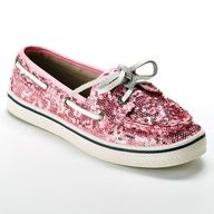 sparkly sperrys<3