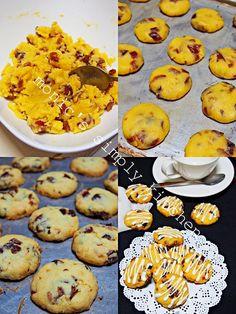 Resep Kue Kering Kurma (Dates Cookies) & Perhitungan Harga Jual Date Cookies, Fruit Cookies, Nutella Cookies, Biscuit Cookies, Biscuit Recipe, Chocolate Chip Recipes, Chocolate Desserts, Breakfast Cake, Breakfast Muffins