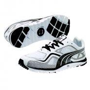 c7870aceecb Puma Faas Lite Mesh Mens Golf Shoes White Black