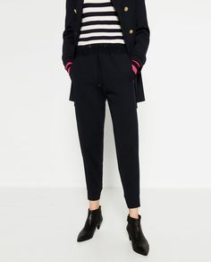 JOGGING TROUSERS-View All-TROUSERS-WOMAN-SALE | ZARA United States
