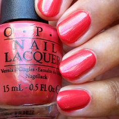 Enamel Girl: OPI Hawaii Spring 2015 Collection - Swatches and Review