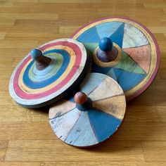Spinning tops from Zanzibar Spinning Top, Coasters, Tops, Top, Coaster