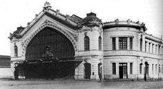 Past, Santiago, Historical Photos, Old Pictures, Train, Cities, Past Tense