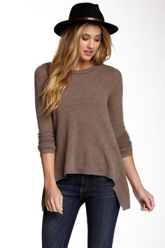 Cashmere Sweater-without the cashmere!