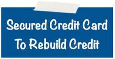 If you need to increase your credit scores or reestablish your credit, secured credit cards are a great way to go. Go to www.creditapprovalnow.com for cards