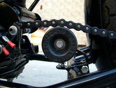 newer style chain tensioner