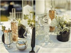Urban Chic Vineyard Wedding in California | Bridal Musings