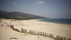 Playa de Valdevaqueros (Tarifa, Cádiz) / Valdevaqueros Beach (Tarifa, Cádiz)