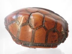 ...the touch of a small turtle netsuke