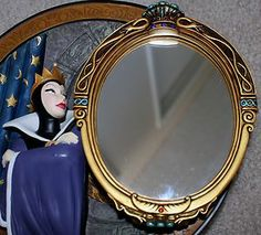 Evil Queens Magic Mirror Replica
