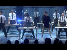 """Office Dance"" (Christopher Scott Routine) SYTYCD Season 9 (Top 20)"