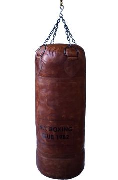 Leather style punch bag | Trademark Living Leather Fashion, Leather Bag, Professional Boxing, Basement Gym, Punching Bag, Blue Roses, At Home Gym, Beast Mode, Kickboxing