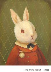 the white rabbit, emily winfield martin