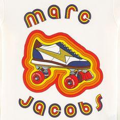 Graphic T-shirt Little Marc Jacobs for girls | Melijoe.com