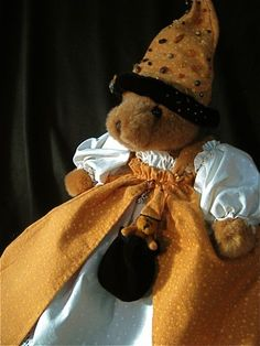 CHARMING WITCH BEAR