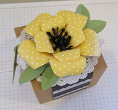 Personally Yours : Stampin' Up! Build a Bouquet Die
