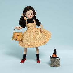 Madame Alexander Halloween Dorothy and Toto from The Wizard of Oz™Collection - 10 inch Doll