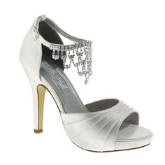 c5df6c7d950d Benjamin Walk Guadalupe 779. White Wedding Shoes