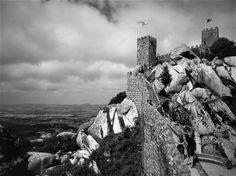 Windblown Moorish Castle - null