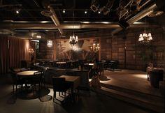 Sagamor Lounge Bar & Restaurant By Andrea Langh - http://www.weddideas.com/other-ideas/sagamor-lounge-bar-restaurant-by-andrea-langh.html