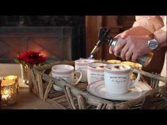 making hot chocolate, Dennis Dean, an Atlanta caterer