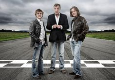 Love those boy's from across the pond...Top Gear...Rocks!  (Even though they usually don't have any thing nice to say about the Detroit Made babies :-( )