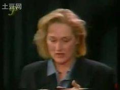 Inside The Actors Studio - Meryl Streep