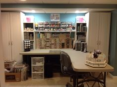 Craft Room  -  Susan Mennillo: no need to keep clicking - there's a link to join somethingorother.  She might be a Stampin' Up rep, and this is her workshop.
