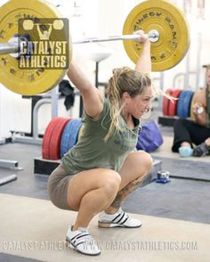 Flexibility for the Overhead Squat by Greg Everett - Mobility & Training Preparation - Catalyst Athletics - Olympic Weightlifting