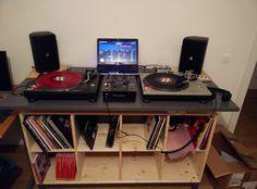 DVS setup