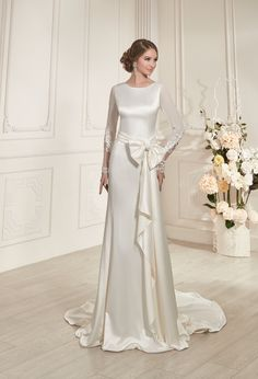Wedding dresses in bulk and accessories | Collections - LOVE | 0243 Nesta - Ida Torez