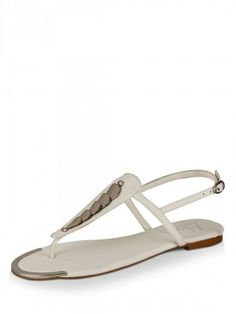 779aded129b4 AKA PATRICK COX for KOOVS Metallic Plated Edge Flats Out Of The Closet