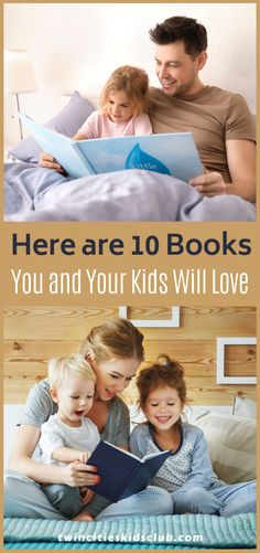 Twin Cities Kids Club Blogs: Sick of the Same Bedtime Stories? Here are 10 Books You and Your Kids Will Love - Are you and your kid getting sick and tired of the same old bedtime stories every night? Fortunately, there are plenty of engaging books out there that you can both can enjoy. Below are the top 10 bedtime stories that you and your kid will love reading, listening, and learning from every night! #books #bookstagram #booksworthreading #maths #mathspuzzle #mathsgames #mathsbeauty