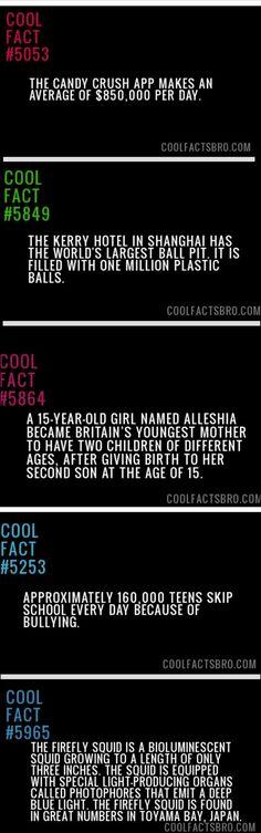 Amazing facts...