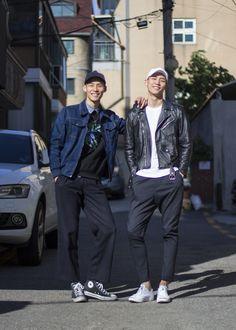KOREAN MODEL • KOREANMODEL street-style project featuring Lee Se...