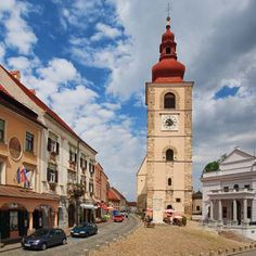Ptuj is one of Slovenia's oldest towns, famous for the Kurent, a traditional carnival figure.