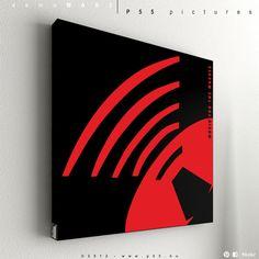 "Very bold. LOVE IT. (Depeche Mode - Music for the masses No.2 - 55 x 55 cm (21,6"" x 21,6""). €60.00, via Etsy.)"