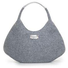 Kate Spade Handbags : Kate Spade Frosted Felt Shon | The Girlist