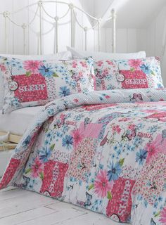 Mr Price Home Bedroom inspiration feminine, floral, pretty ... : bhs quilted bedspreads - Adamdwight.com