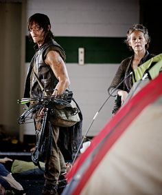 """The Walking Dead 5x06 """"Consumed"""""""