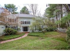 12 Sunset Rd, Weston, MA 02493 Offered by Betsy Hargreaves
