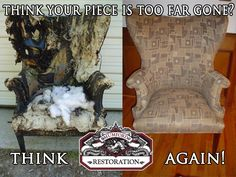 Call Mumford At For Upholstery U0026 Repairs Near Raleigh, NC.