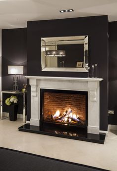 KAL GP115/79F Gas fire display Gas Fires, Showroom, Display, Home Decor, Homemade Home Decor, Billboard, Decoration Home, Fashion Showroom, Interior Decorating