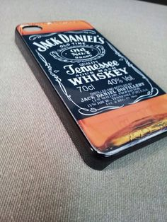 Jack Daniels iPhone Case,iPhone 4 Case,iPhone 4s Case,iPhone 5 Case,Handmade Printed Cases,Customize iPhone Covers,Personalized iPhone case on Etsy, $9.90