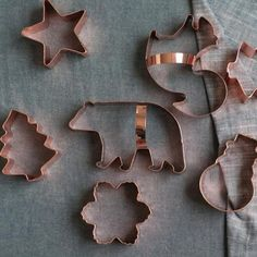 Kitchen Craft acier inoxydable dinosaure biscuit /& Cookie Cutters X 4 Assorted